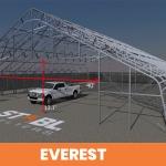 Everest Frame with Orange Title