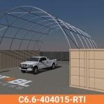 C6.6-404015-RTI Frame
