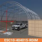 ESC10-404015-RDIM Frame