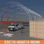 ESC10-406015-RDIM Frame