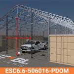 ESC6.6-506016-PDOM Frame