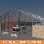 ESC6.6-604017-PDOM Frame