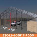 ESC6.6-606017-PDOM Frame