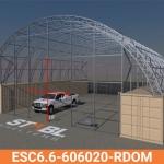 ESC6.6-606020-RDOM Frame