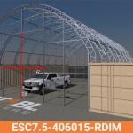 ESC7.5-406015-RDIM Frame