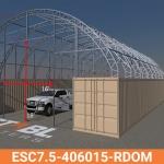 ESC7.5-406015-RDOM Frame