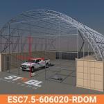 ESC7.5-606020-RDOM Frame