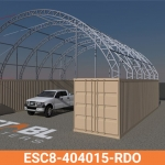 ESC8-404015-RDO Frame