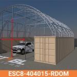 ESC8-404015-RDOM Frame