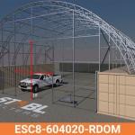 ESC8-604020-RDOM Frame