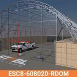 ESC8-608020-RDOM Frame