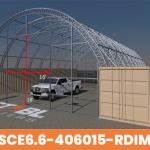 SCE6.6-406015-RDIM Frame