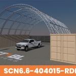 SCN6.6-404015-RDI Frame