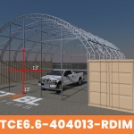 TCE6.6-404013-RDIM-Frame