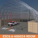 ESC6.6-606024-RDOM Frame