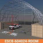ESC8-604024-RDOM Frame