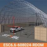 ESC6.6-608024-RDOM Frame